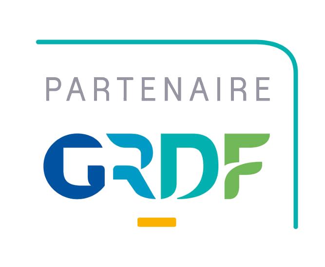 Logo Partenaire GRDF